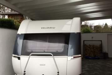 Caravan Hobby Genci´s in Driedorf huren van particulier