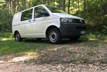 Kampeerbus Volkswagen  Marmot in Göppingen huren van particulier