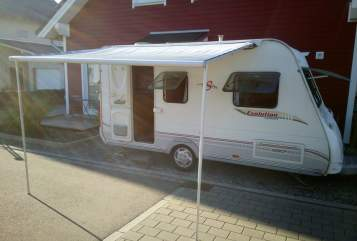 Caravan Sterckeman Luna in Eimeldingen huren van particulier