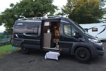 Buscamper Pössl Bootsmann in Wedemark huren van particulier