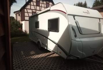 Caravan Sunlight Sunlight  C51K in Oberschöna huren van particulier