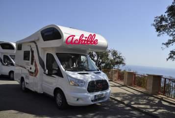 Alkoof Ford Challenger Achille in Ködnitz huren van particulier