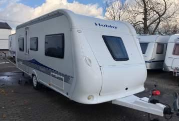 Caravan Hobby Dein Hobby  in Königsee-Rottenbach huren van particulier