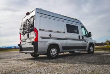 Buscamper Karmann Journey Maker in Kühbach huren van particulier