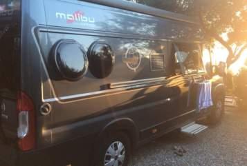 Buscamper Cathargo SCOTTY m. Solar in Oldenburg huren van particulier