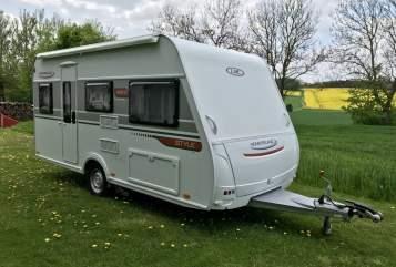 Caravan LMC Schorsch in Freising huren van particulier