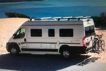 Buscamper Karmann-Mobil Hector in Bisamberg huren van particulier