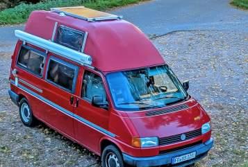 Kampeerbus VW Miss Malibu in Freiburg im Breisgau huren van particulier