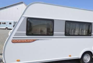 Caravan LMC Fritz in Flensburg huren van particulier