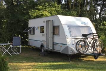 Caravan Knaus Sunshine in Neuhausen auf den Fildern huren van particulier