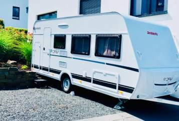 Caravan Dethleffs  JOYCE  in Hennef huren van particulier