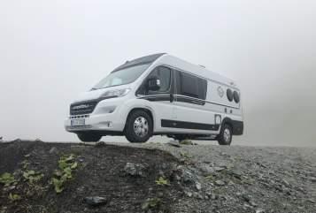 Buscamper Malibu e.VAN in Donzdorf huren van particulier