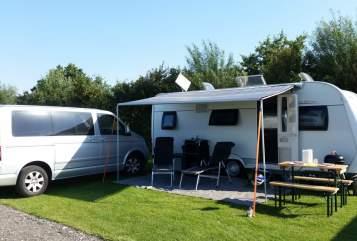 Caravan Hobby Ohrti in Nienborstel huren van particulier