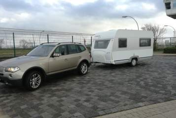 Caravan Dethleffs HolidayInn in Schenefeld huren van particulier