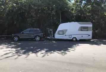 Caravan Bürstner Hightower in Schwetzingen huren van particulier