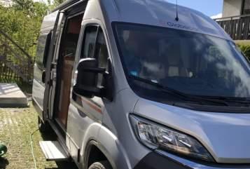 Buscamper Pössl Paul`s Mobil in Seeshaupt huren van particulier