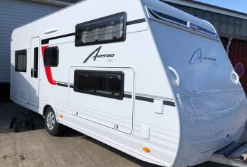 Caravan Bürstner Averso-one in Berlin huren van particulier