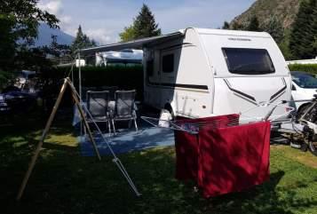 Caravan Weinsberg Weinzi in Gröbenzell huren van particulier