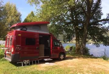 Buscamper Hymer Kurz und Wendig in Dorfen huren van particulier