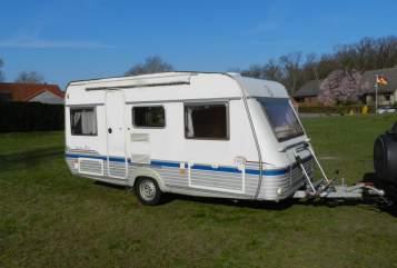 Caravan TEC Caravan Tecci in Meine huren van particulier