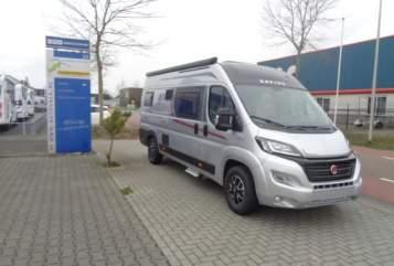 Buscamper Rapido Rapido V68  in Nijverdal huren van particulier