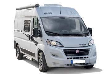 Buscamper Knaus Boxstar 540 Knaus 540 Nieuw in Nijverdal huren van particulier