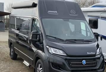 Buscamper Knaus Blacky 1040 in Königsbrunn huren van particulier