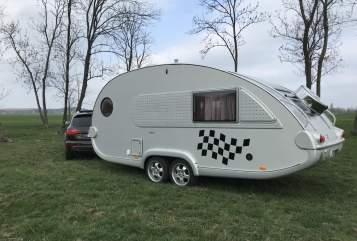 Caravan Tabbert Tab XL Hingucker in Erfurt huren van particulier