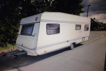 Caravan Bürstner Holiday in Weiden in der Oberpfalz huren van particulier