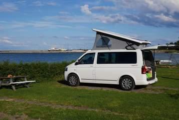 Kampeerbus Volkswagen  Chill Bill  in Kiel huren van particulier