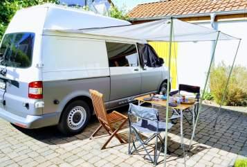 Kampeerbus VW Paul wird Otto in Bielefeld huren van particulier