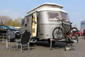 Caravan ERIBA Troll 1 in Königswinter huren van particulier