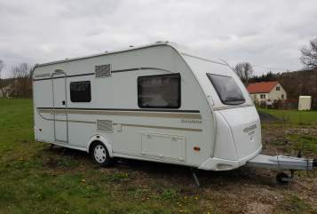 Caravan Weinsberg Baylies/Lucky in Gera huren van particulier