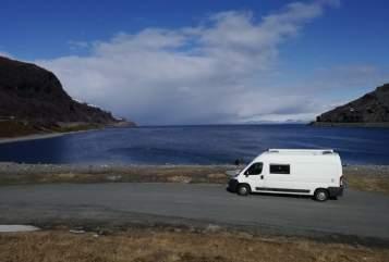 Buscamper Peugeot Rocky in Mömbris huren van particulier