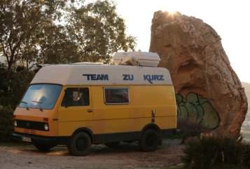 Buscamper VW Team zu Kurz in Brühl huren van particulier