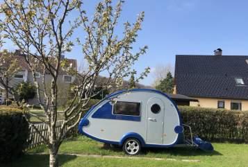 Caravan T@B Knutschkugel in Lenningen huren van particulier