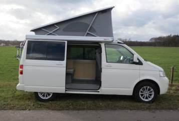 Kampeerbus Volkswagen California in Veldhoven huren van particulier