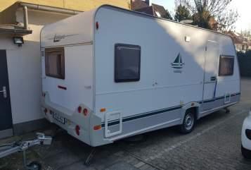 Caravan Knaus Homie in Hannover huren van particulier