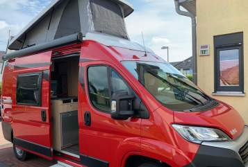 Buscamper Pössl Alfons in Dinslaken huren van particulier