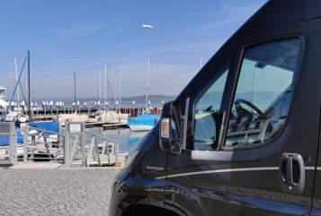 Buscamper Malibu  Womobilkn in Konstanz huren van particulier
