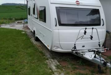 Caravan Bürstner Ederperle in Bad Wildungen huren van particulier