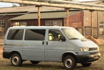 Buscamper VW Blue Bulli in Birkenwerder huren van particulier