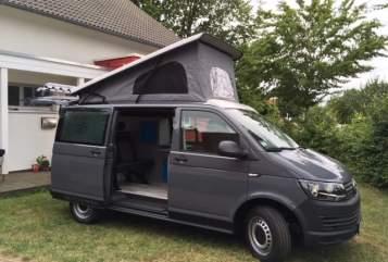 Kampeerbus VW Megatron in Schwarmstedt huren van particulier