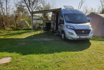 Buscamper Rapido Auri in Nordhorn huren van particulier
