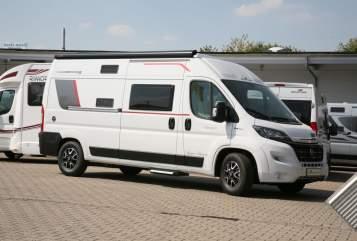 Buscamper Rollerteam Advance 590 in Witten huren van particulier