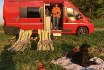 Buscamper Adria WoMo Louis in Mühltal huren van particulier
