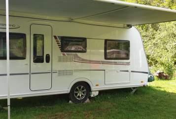 Caravan LMC Lena in Backnang huren van particulier