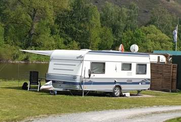 Caravan Fendt Breuberg_Camper in Breuberg huren van particulier