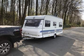 Caravan Hobby Hobby in Oberhausen huren van particulier