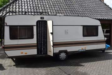 Caravan Knaus Niflheim in Fintel huren van particulier